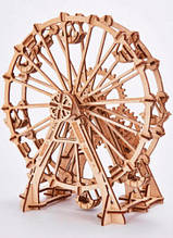 Колесо обозрения Wood Trick механический 3D-пазл