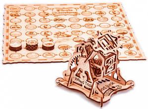 Колесо фортуни і гра Пригоди піратів Wood Trick 3D-пазл