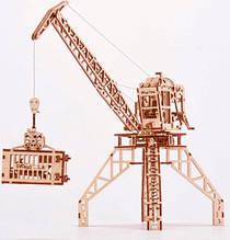 Кран Wood Trick механический 3D-пазл