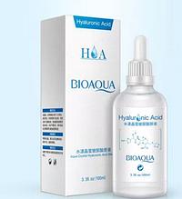 Товар мега знижка! Для замовлень від 1500 грн Тонер гіалуронова Bioaqua Hyaluronic Acid 100 мл