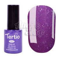 Гель-лак Tertio №170 (фиолетово-сиреневый, микроблеск), 10 мл