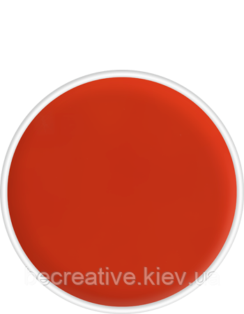Оранжевый  аквагрим AQUACOLOR 4 мл (оттенок 288)