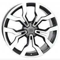 Литые диски WSP Italy Audi (W565) Medea W9 R20 PCD5x112 ET38 DIA57.1 dull black polished