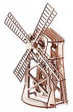 Мельница Wood Trick механический 3D-пазл