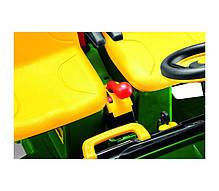 Дитячий електромобіль JOHN DEERE GATOR HPX 6X4 , фото 2