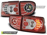 Стопы фонари задние тюнинг оптика Ford Escort