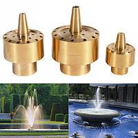 Форсунки  для фонтана Многоструй 19мм  Увлажнение охлаждение для животноводства, производства, ландшафта и шоу