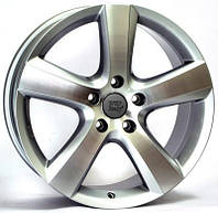 Литые диски WSP Italy Volkswagen (W451) Dhaka W9 R20 PCD5x120 ET60 DIA65.1 silver