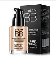 ВВ крем ( черная коробка) Биоаква (Легкий цвет лица 30 мл)   Bioaqua Hydrating Long Lasting BB Cream