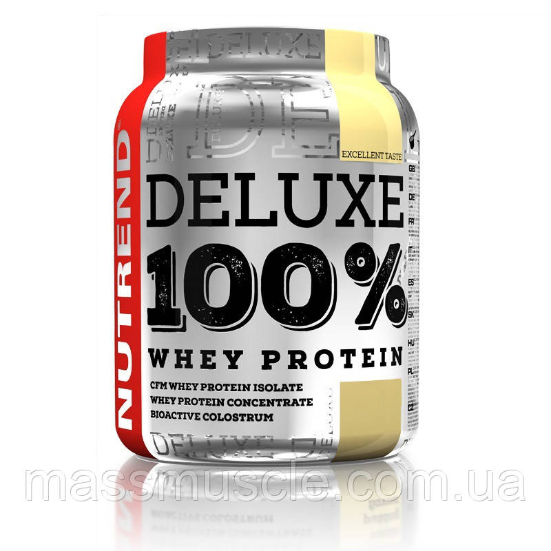 Протеин Nutrend Deluxe 100% Whey Protein 2250 g