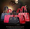Жіноча сумка ручна через плече Luxuri, фото 2