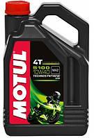 Масло моторное для мотоцикла Motul 5100 4T 10W40, 4л