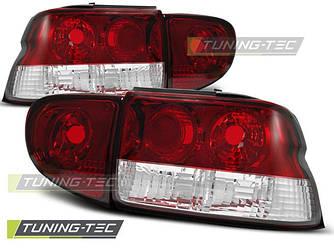 Стопы фонари тюнинг оптика Ford Escort