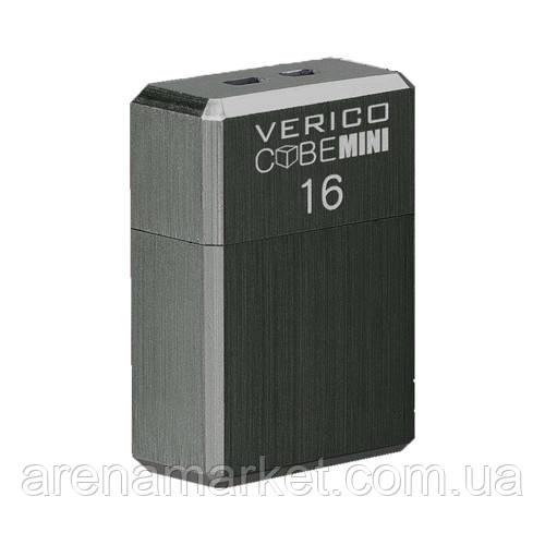 USB-флеш накопитель Verico USB 16Gb MiniCube - Iron Gray