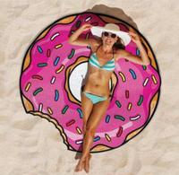 В НАЛИЧИИ! Хит 2018! Пляжный коврик - клубника, пицца,пирожное...