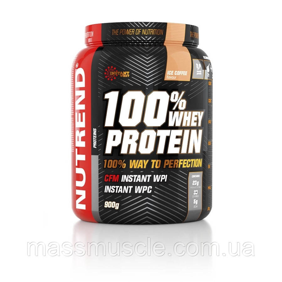 Протеин Nutrend 100% Whey Protein 1000 g