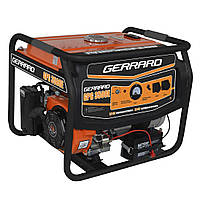Бензиновый генератор GPG3500E производитель GERRARD