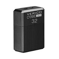 USB-флеш накопитель Verico USB 32Gb MiniCube - Black, фото 1