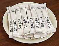 Сахар в стиках 5 гр., в упаковке 200 шт