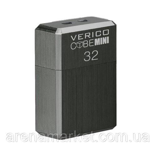 USB флеш накопичувач Verico USB 32Gb MiniCube - Iron Gray