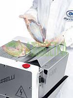 Шкуросъемная машина для рыбы