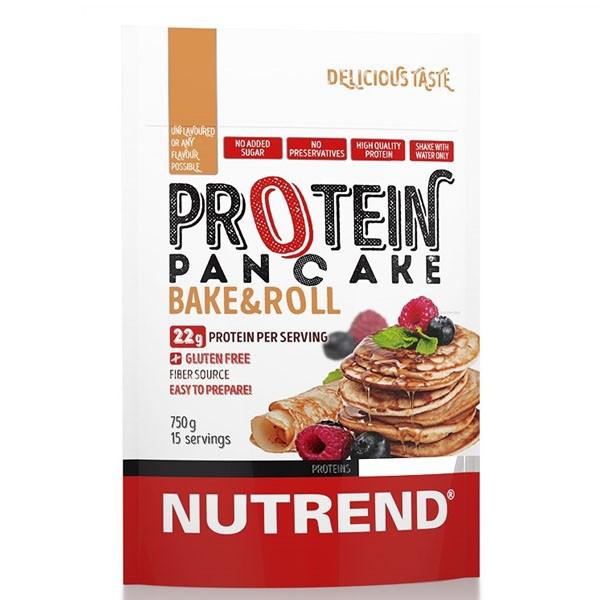 Заменитель питания Nutrend Protein Pancake 750 g
