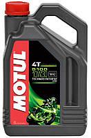 Масло моторное для мотоцикла Motul 5100 4T 10W30, 4л