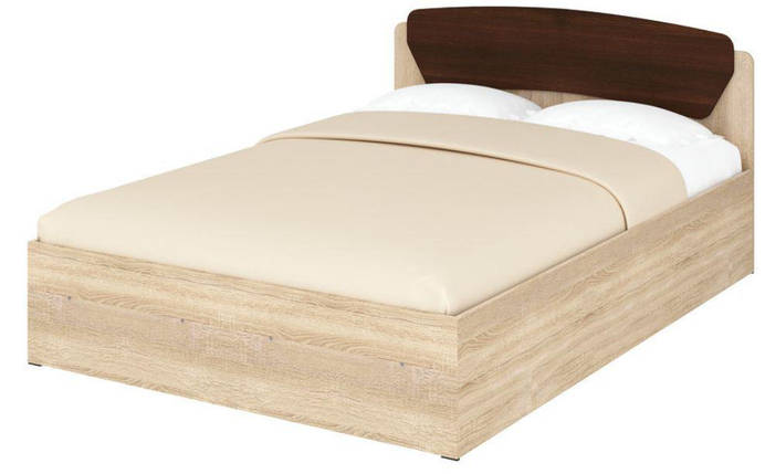 Кровать полуторная Кр-140+1 Милана, фото 2