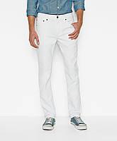 Мужские джинсы Levis 511™ Slim Fit Jeans (White) белые