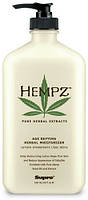 Hempz Age Defying Herbal Moisturizer Антивікове увлажняющее Рослинне Молочко для тела 500 мл 676280011328