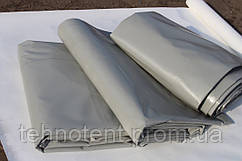 Облегченный накидки из тентовой ПВХ ткани 440 г/м2 по заказ