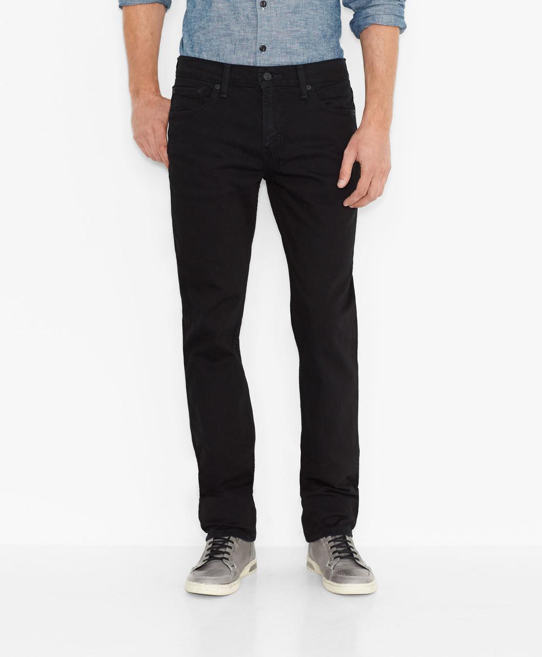 45815f9f363 Мужские джинсы Levis 511™ Slim Fit Jeans (Black Stretch) Черные ...
