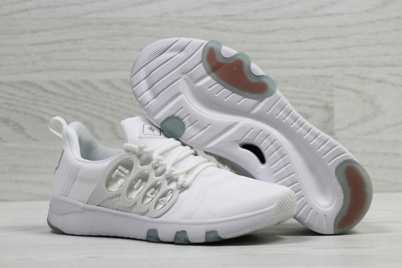 00eaf266f Стильные женские кроссовки Fila белые (Реплика ААА+) - купить по ...