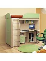 Детские комнаты и спальни