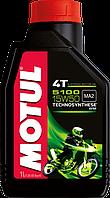 Масло моторное для мотоцикла Motul 5100 4T SAE 15W50 (1L)