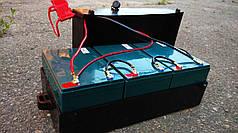 Комплект Тяговый аккумулятор 3*12V/12Ah для электроквадроциклов 36V