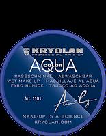 Синий аквагрим AQUACOLOR 8мл(оттенок BLUE 5)