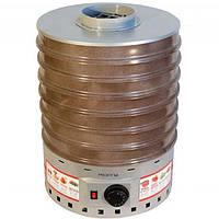 Электрическая сушилка металлическая для фруктов и овощей Profit M объём 20 литров