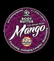 """Тверде масло - автозагар """"Mango"""""""