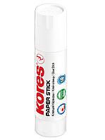 Клей-олівець PVP Kores Paper Stick 20 г (K17203)