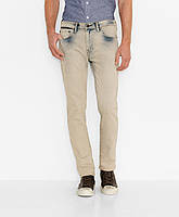 Мужские джинсы Levis 511™ Slim Fit Jeans (Great White), фото 1