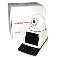 Камера видеонаблюдения IP с экраном H0096 (20)