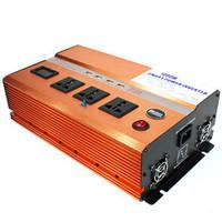 Преобразователь 1000W + зарядка (чистая синусоида) (4)