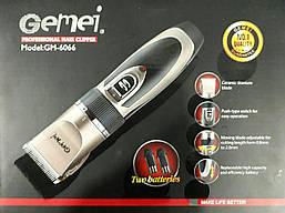 Машинка для стрижки Gemei 6066
