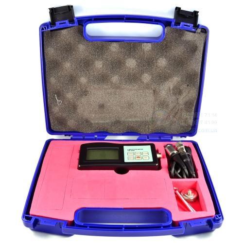 Програмне забезпечення для віброметра WALCOM VM-6360 ПО+USB