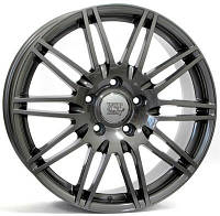 Литые диски WSP Italy Audi (W555) Q7 Alabama W8.5 R19 PCD5x130 ET62 DIA71.6 hyper anthracite