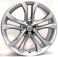 Литые диски WSP Italy Audi (W563) Seattle W8.5 R19 PCD5x112 ET43 DIA66.6 silver