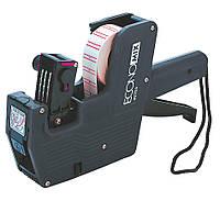 Етикет-пістолет Economix, 1 ряд, 8 розрядів, 21x12 мм (Е40704)