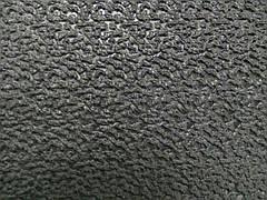 Резина набоечная Асфальт, 530x395х7 мм, цв. черный
