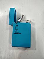 Шнур microUSB-USB M10 зажигалка